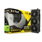 Zotac nVidia GeForce GTX 1080 AMP Extreme 8GB GDDR5X Graphics Card