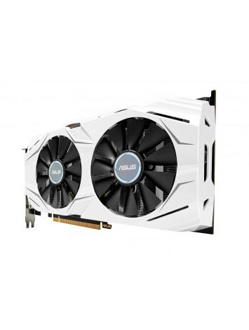 Asus nVidia GEFORCE GTX 1070 8GB 256-Bit GDDR5 PCI Express 3.0 HDCP Ready SLI Support Graphics Card(DUAL-GTX1070-8G)