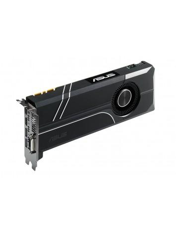Asus nVidia GEFORCE GTX 1080 TURBO-GTX1080-8G 8GB 256-Bit GDDR5X PCI Express 3.0 HDCP Ready SLI Support Graphics Card