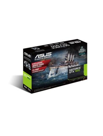 ASUS nVIDIA GEFORCE GTX 950 Graphics Card (GTX950-2G)