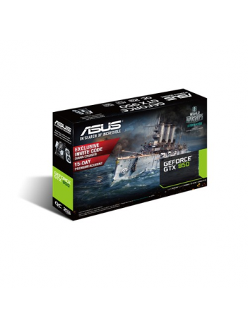 ASUS NVIDIA GEFORCE GTX 950 2GB Graphics Card (GTX950-OC-2GD5)