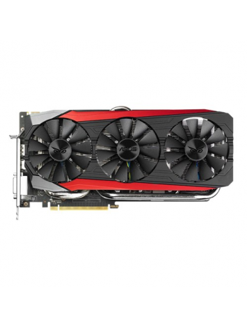 Asus NVIDIA Geforce STRIX-GTX980TI-DC3-6GD5-GAMING Graphics Card