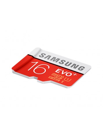 Samsung EVO Plus Class 10 16GB MicroSD Memory Card