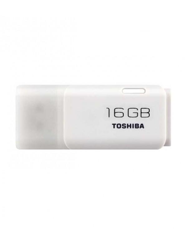Toshiba Hayabusa 16GB Pen Drive (White)