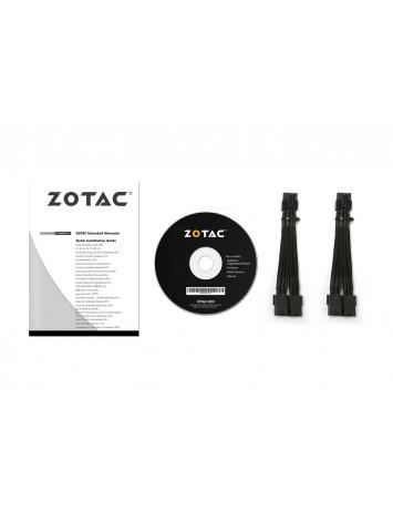 Zotac nVidia GeForce GTX 1080 AMP Extreme 8GB GDDR5X Graphics Card