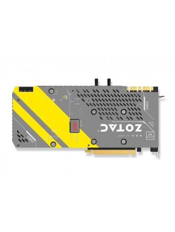 Zotac nVidia GeForce GTX 1080 ArcticStorm 8GB GDDR5X Graphics Card (ZT-P10800F-30P)