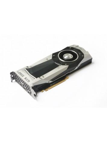 Zotac nVidia GeForce GTX 1080 Ti FE 11GB 352-Bit GDDR5X PCI Express 3.0 Graphics Card (ZT-P10810A-10P)
