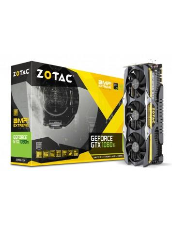 Zotac nVidia GeForce GTX 1080 Ti 11GB  AMP Extreme Edition (ZT-P10810C-10P)