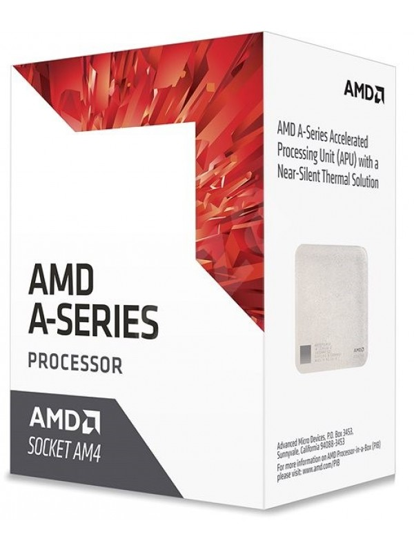 AMD A8-9600 Bristol Ridge Quad-Core 3.1 GHz Desktop Processor - Socket AM4