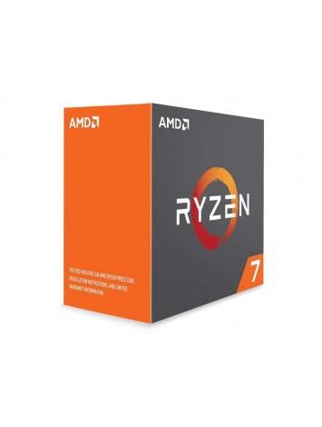 AMD Ryzen 7 1800X 8-Core 3.6 GHz (4.0 GHz Turbo) Desktop Processor - Socket AM4
