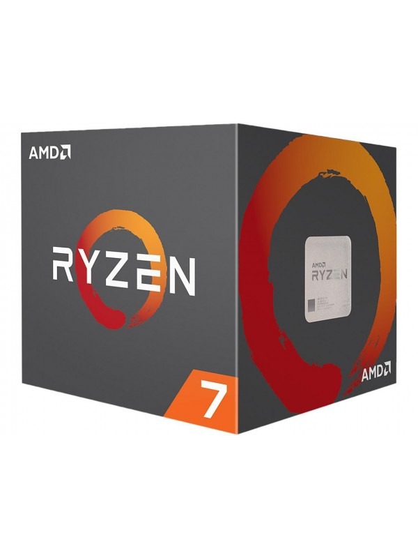 AMD RYZEN 7 2700X 8 Core 3.7 GHz (4.3 GHz Max Boost) Desktop Processor - Socket AM4