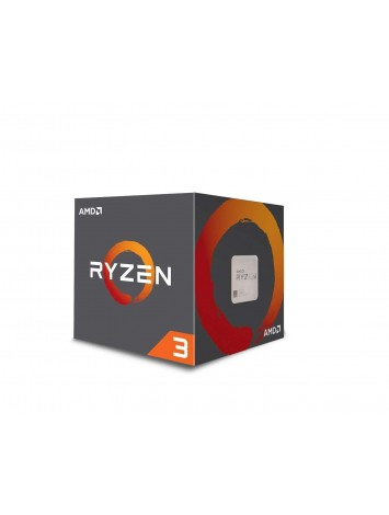 AMD RYZEN 3 1300X Quad Core 3.5 GHz (3.7 GHz Turbo) Desktop Processor - Socket AM4