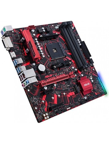 Asus AMD EX-A320M-GAMING Micro ATX Motherboard - AM4 Socket