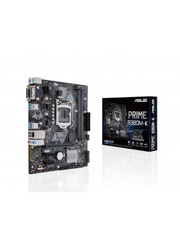 ASUS PRIME B360M-K mATX Intel Motherboard - LGA 1151 Socket