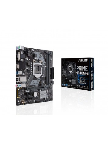 Asus PRIME H310M-E mATX Motherboard for Intel 8th /9th Generation Processors - LGA 1151 Socket