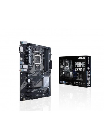 ASUS PRIME Z370-P ATX Intel Motherboard - LGA 1151 Socket