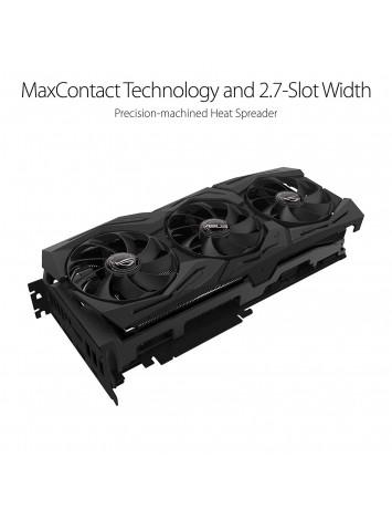 ASUS NVIDIA GEFORCE RTX 2080 OC EDITION 8GB GDDR6 GRAPHICS CARD (ROG-STRIX-RTX2080-O8G-GAMING)