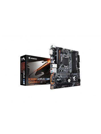 Gigabyte B360M AORUS GAMING 3 LGA 1151 Micro ATX Intel Motherboard