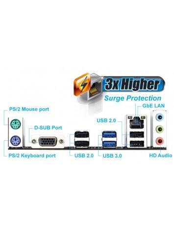 Gigabyte GA-F2A68HM-S1 ATX AMD Motherboard for FM2+/FM2 A-series APU