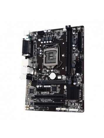 Gigabyte GA-H110M-S2PH LGA 1151 Motherboard for Intel 6th/7th Generation Processors