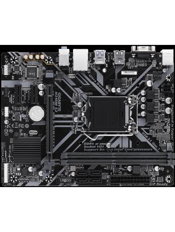 Gigabyte H310M S2 LGA 1151 Micro ATX Intel Motherboard