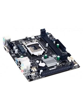 Gigabyte GA-H81M-S LGA 1150 ATX Intel Ultra Durable Motherboard