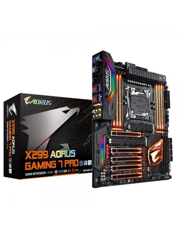 Gigabyte X299 AORUS Gaming 7 Pro Intel LGA 2066 Motherboard