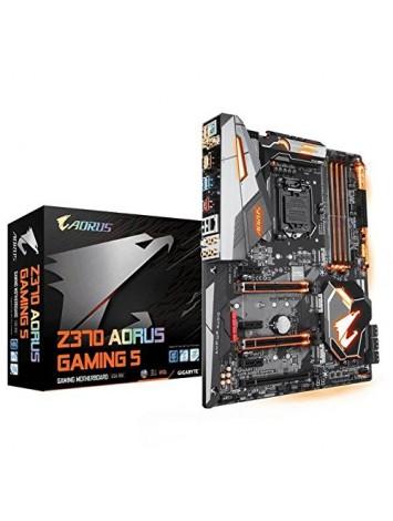 Gigabyte Z370 AORUS Gaming 5 LGA 1151 ATX Intel WIFI Motherboard