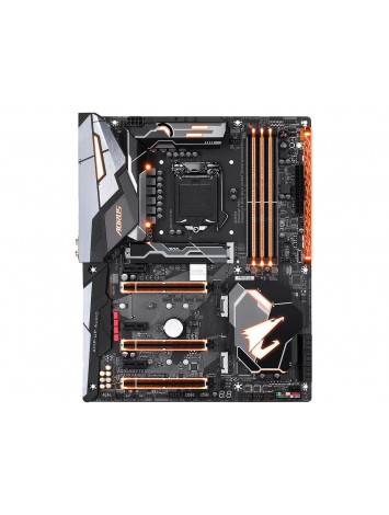 Gigabyte Z370 AORUS Gaming 7 LGA 1151 (300 Series) ATX Intel Motherboard