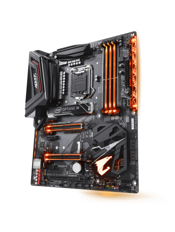 Gigabyte Z370 AORUS Ultra Gaming WIFI-OP LGA 1151 (300 Series) ATX Intel Motherboard