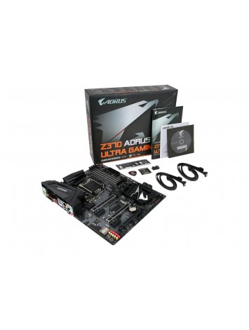 Gigabyte Z370 AORUS Ultra Gaming LGA 1151 (300 Series) ATX Intel Motherboard