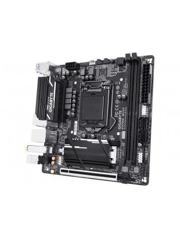 Gigabyte Z370N WIFI LGA 1151 (300 Series) Mini ITX Intel Motherboard