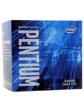 Intel G4400 Pentium Dual Core 6th Generation Processor (Skylake/3.30GHz, LGA1151 Socket/3MB Cache)
