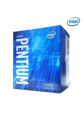 Intel Pentium G4560 Dual Core 7th Generation Processor (Kabylake Series/3.50GHz/ LGA1151 Socket/ 3MB Cache)