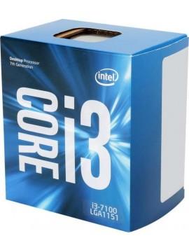 Intel Core i3-7100 7th Generation Desktop Processor (3.90 GHz/ LGA1151 Socket/ 3MB Cache)