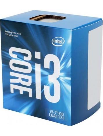 Intel 7th Generation Core i3-7100 Desktop Processor (3.90 GHz/ LGA1151 Socket/ 3MB Cache)