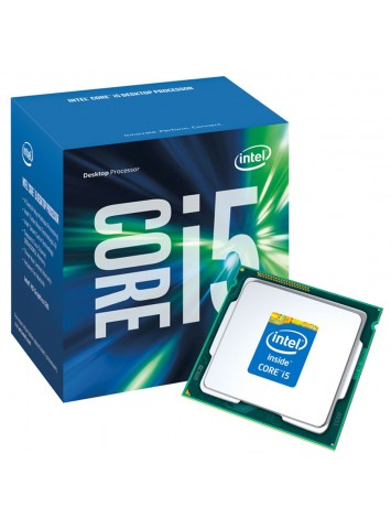 Intel 7th Gen Core i5-7400 Desktop Quad Core Processor (3 GHz/ LGA1151 Socket/ 6MB Cache)
