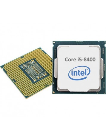 Intel 8th Gen Core i5-8400 Hexa Core Desktop Processor (2.8 GHz/ LGA1151 Socket/ 9MB Cache)