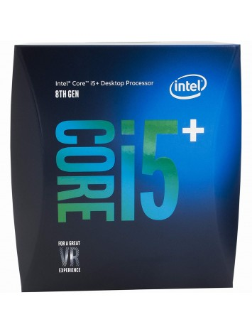 Intel Core i5 Plus 8400 8th Generation Processor with 16GB Intel Optane Memory (Hexa Core/2.8 GHz/ LGA1151 Socket/ 9MB Cache)