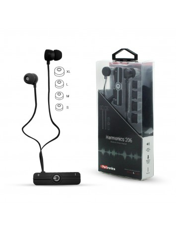 Portronics Harmonics 206 Inline In-ear Bluetooth Stereo Earphones with Magnetic Latch(POR-831)