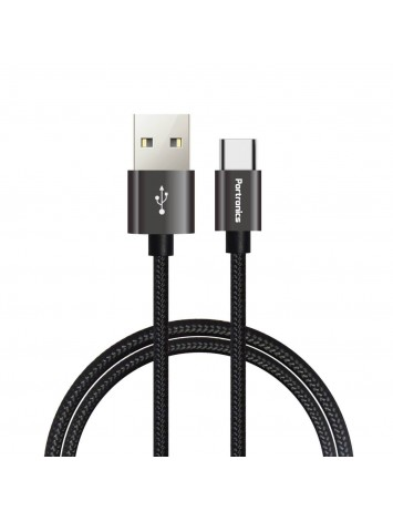 Portronics Konnect Pro Type-C Cable for Charging and Data Transfer (POR-793)