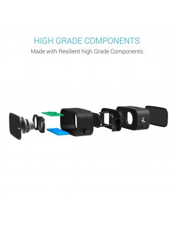 Portronics Posh II Portable Wireless Bluetooth Speaker - Black (POR-686)