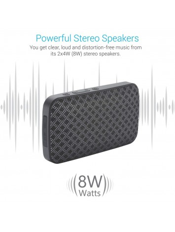 Portronics Vibe Portable Bluetooth Wireless Speaker with FM (POR-937)