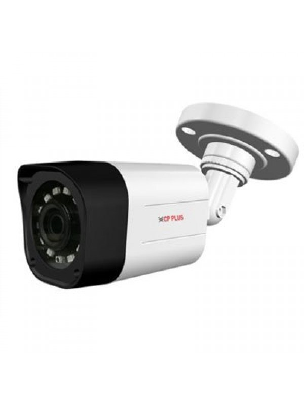 CP Plus 1 MP HD Bullet Camera, IR Range: 20 Meter (CP-VAC-T10PL2)