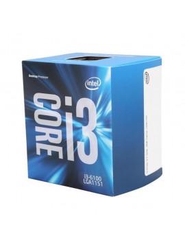 Intel Core i3-6100 6th Generation Desktop Processor (3.70 GHz/ LGA1151 Socket/ 3MB Cache)