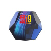 Intel® Core i9 9900K 9th Generation Processor (8-Core/ LGA 1151 Socket/ 16-Thread/ 3.6 GHz (5.0 GHz Turbo)/ 16M Cache)