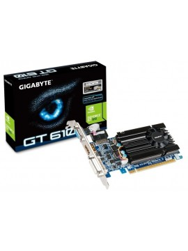 Asus GT610-1GD3-L NVIDIA Graphics Card