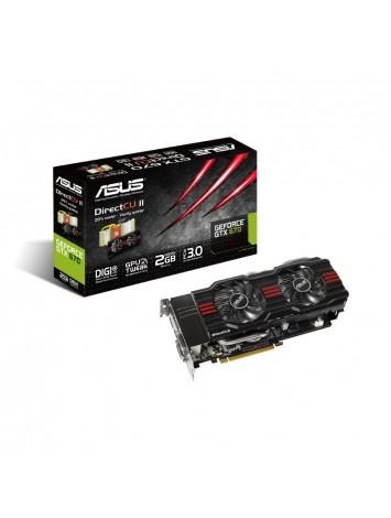 Asus GTX670-DC2-2GD5 NVIDIA Graphics Card