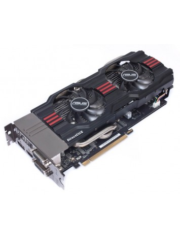 Asus GTX670-DC2T-2GD5 NVIDIA Graphics Card