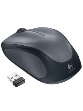 Logitech M235 USB Wireless Mouse - Black